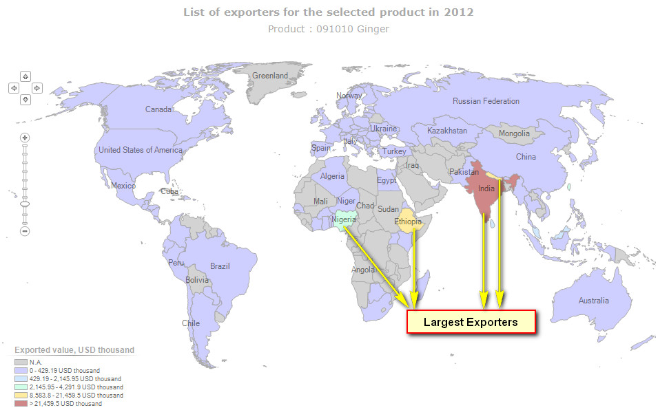 An Export Promotion Initiative